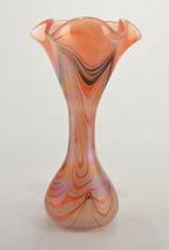 Eric Dandurand Classic Feather Vase