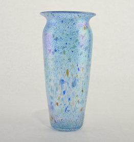 Eric Dandurand Blue Confetti Vase