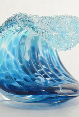 Chuck Walters Wave Sculpture