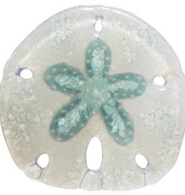 Sand Dollar Suncatcher