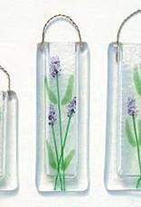 Lavender Wall Vase