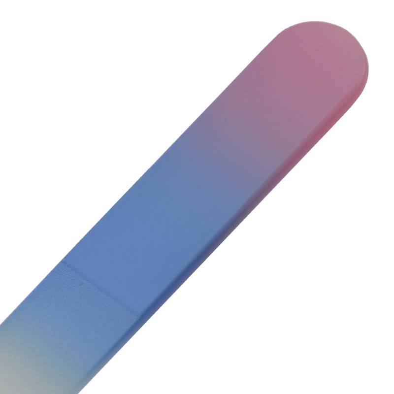 Rainbow Glass Nail File