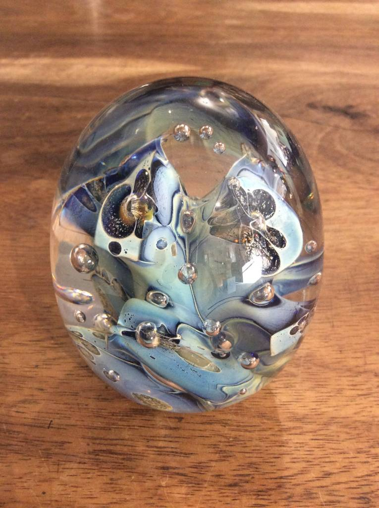 Chuck Walters Textured Paperweight