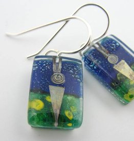 Twilight Drop Earrings