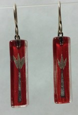 Jacques Medium Bar Earrings