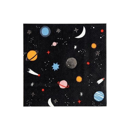 Meri Meri To The Moon Napkins