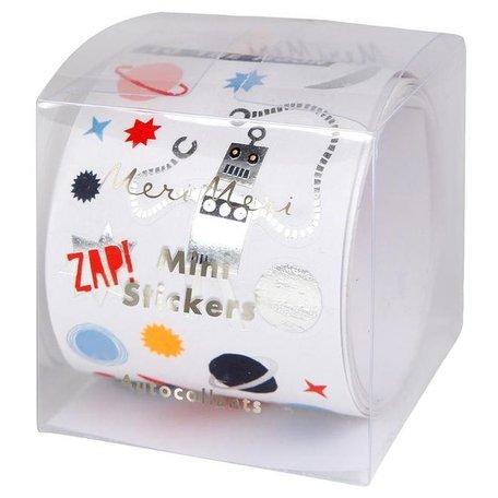 Meri Meri Mini Space Stickers