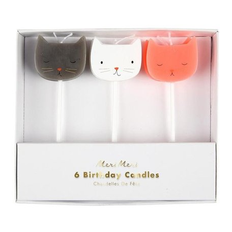 Meri Meri Cat Candles