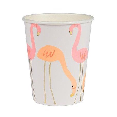 Meri Meri Flamingo Cups