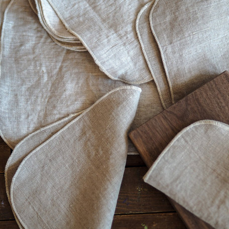 Grain Linen Cloth