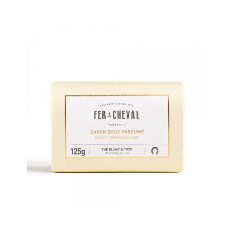 Fer A Cheval Bar Soap, White Tea & Yuzu