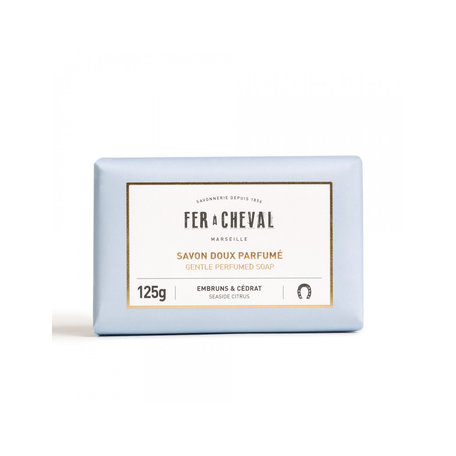 Fer A Cheval Bar Soap Seaside Citrus