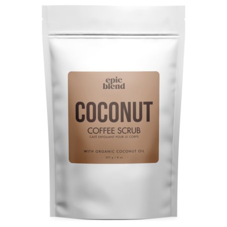 Epic Blend Coconut Coffee Scrub