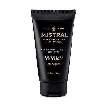 Mistral Men Shave Cream Cedarwood