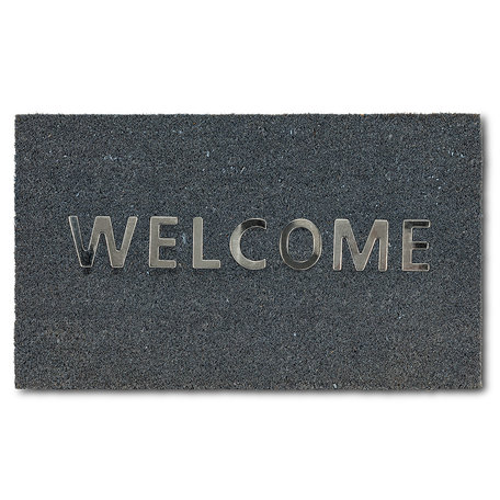 Abbott Urban Welcome Doormat 18x30""