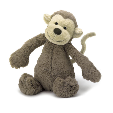 Bashful Monkey, Small