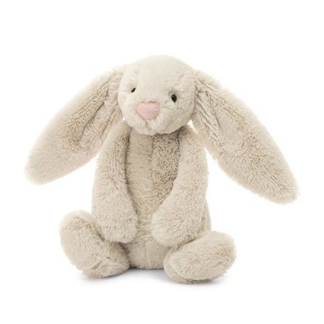 Bashful Oatmeal Bunny, Small