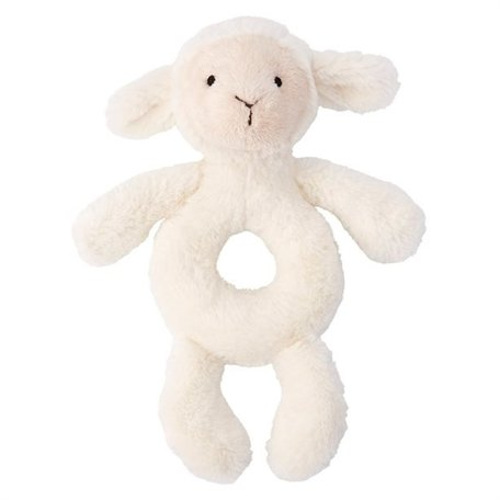 Bashful Lamb Rattle