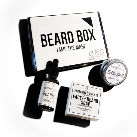 Peregrine Beard Box, Bonsasi Citrus