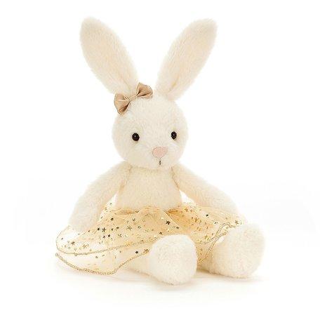 Jellycat Glistening Belle Bunny