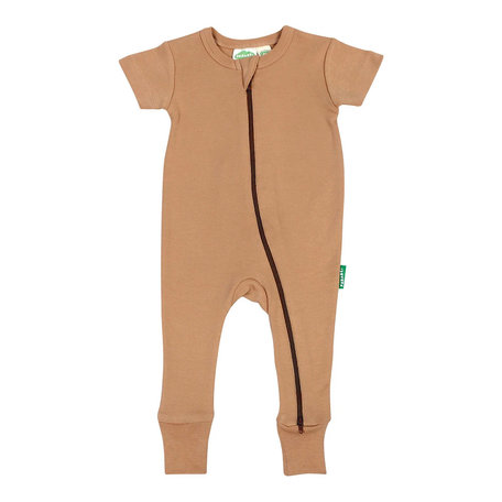 Parade Essential Basics 2-Way Zip Romper