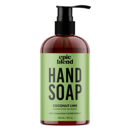 Epic Blend Hand Soap 8oz