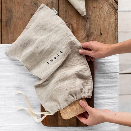 Magic Linen Bread Bag