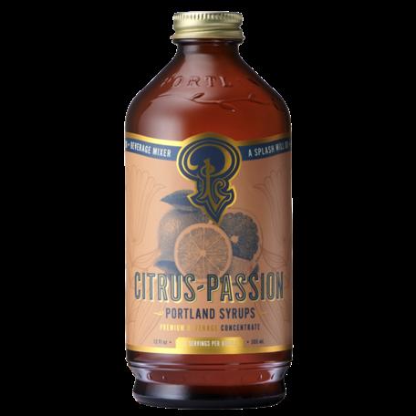 Portland Soda Works Citrus Passion 12oz