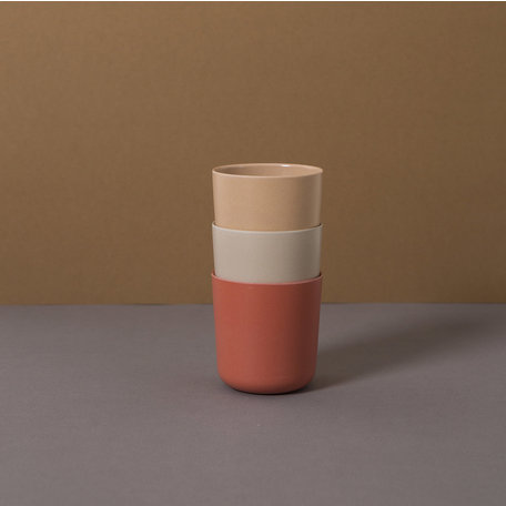 Cink Mug 3 pack Fog/Rye/Brick
