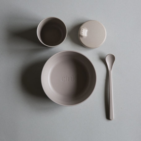Cink Giftbox Bowl/Spoon/Mug/Lid Fog