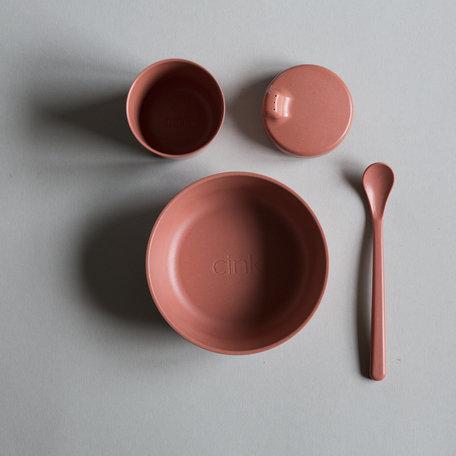Cink Giftbox Bowl/Spoon/Mug/Lid Brick