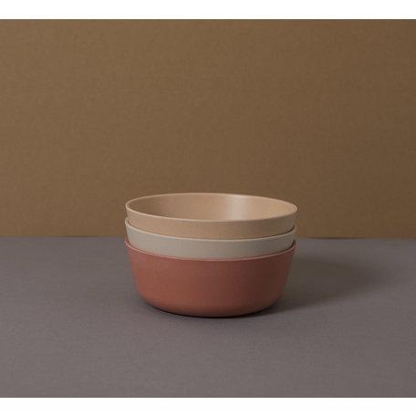 Cink Bowl 3 pack Fog/Rye/Brick