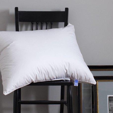 Hutterite Pillow - King, Medium Fill