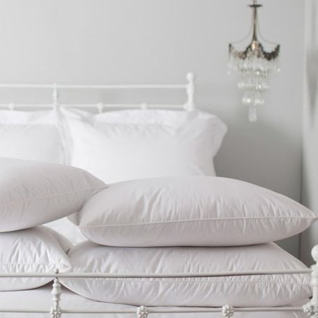 Laroche Down Pillow - Queen, Medium Fill