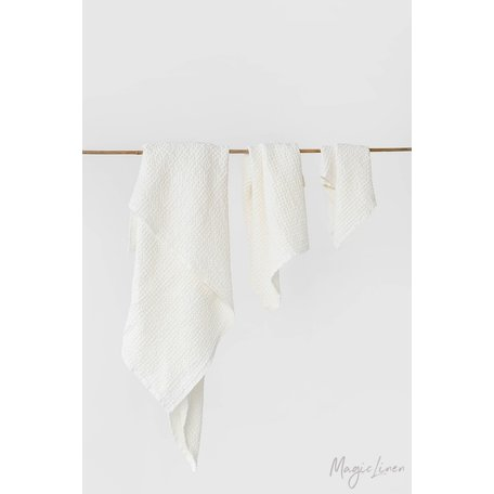 Magic Linen Waffle Hand Towel