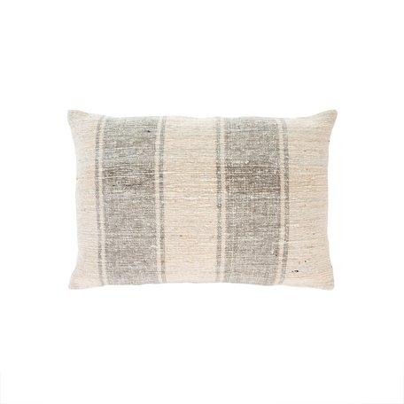 Indaba Serena Slub Pillow 16x20