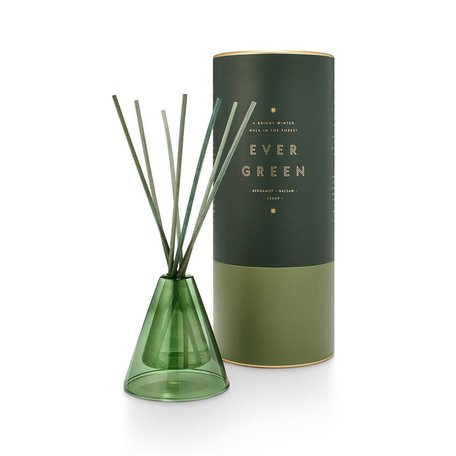 Illume Winsome Diffuser Evergreen