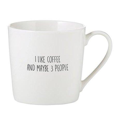 Creative Brands Mug I Like Coffee