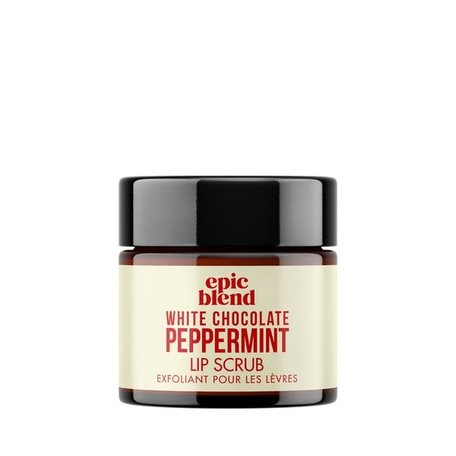 Epic Blend Lip Scrub White Chocolate Peppermint