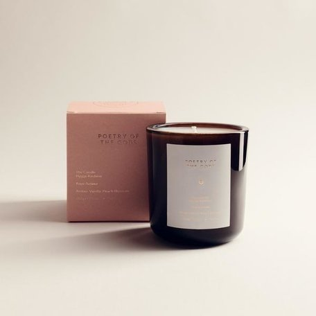 Poetry of The Gods Candle, Hygge Kashmir