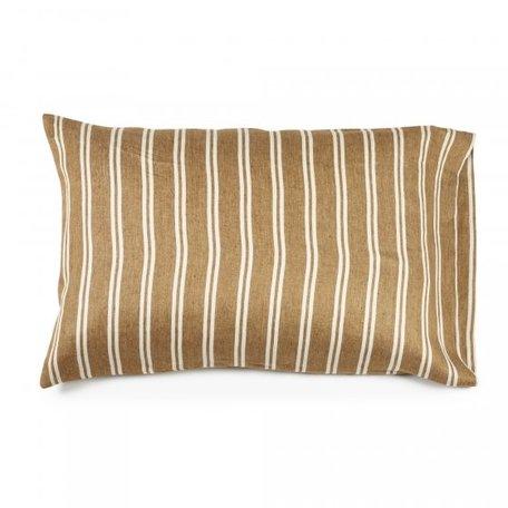 Libeco Canal Stripe Pillowcase Pair