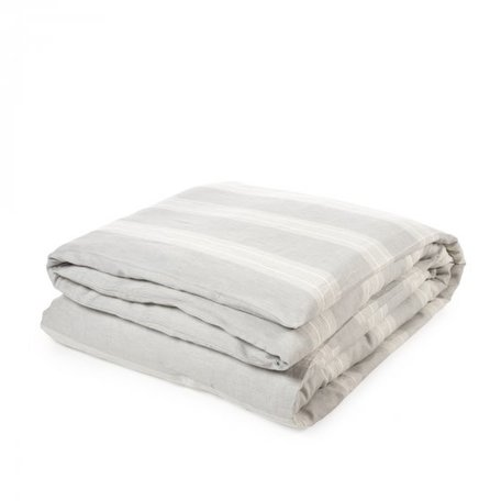 Libeco Sisco Stripe Duvet Cover