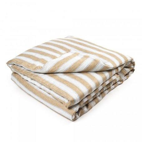 Libeco Maora Stripe Duvet Cover