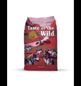 Taste of the wild WILD Southwest Canyon Boar 28#