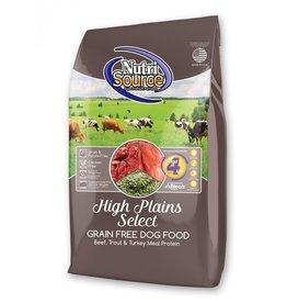 NutriSource NUTRISOURCE GF HighPlains Select 30#