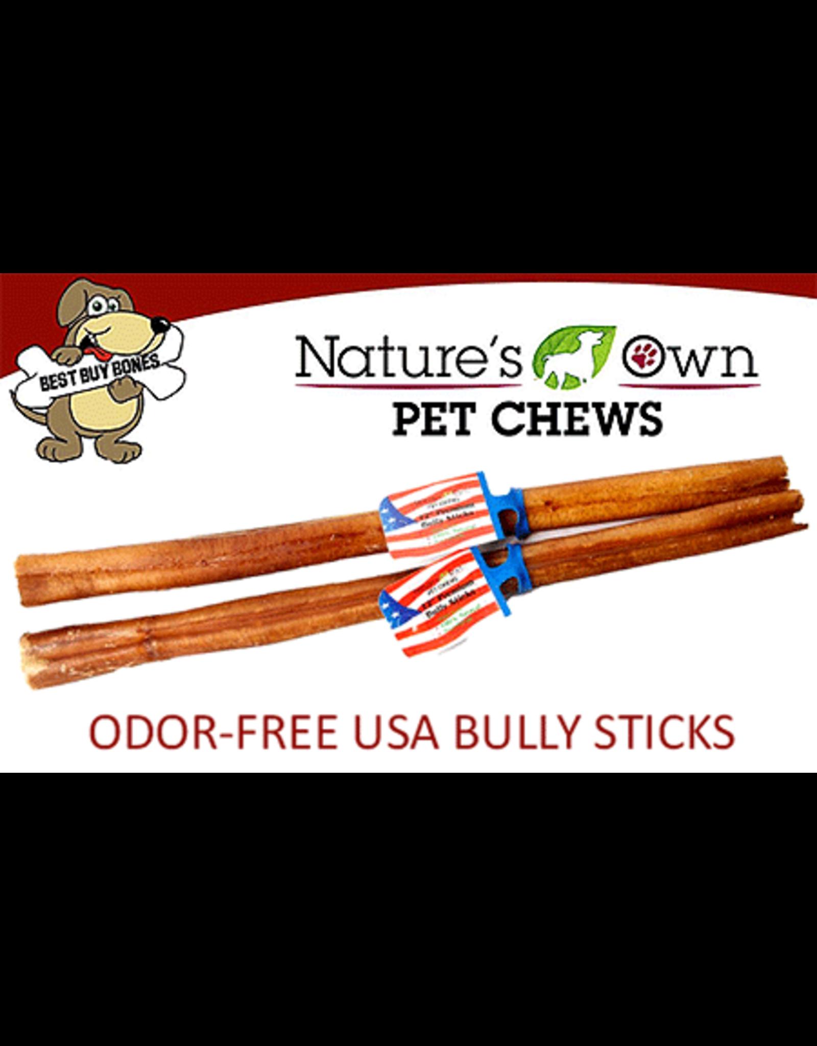 Best Buy Bones BEST BUY Premium Bully Stick 12in 25ct