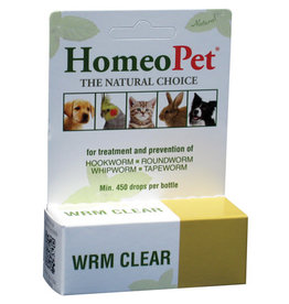 Homeopet HOMEOPET Worm Clear