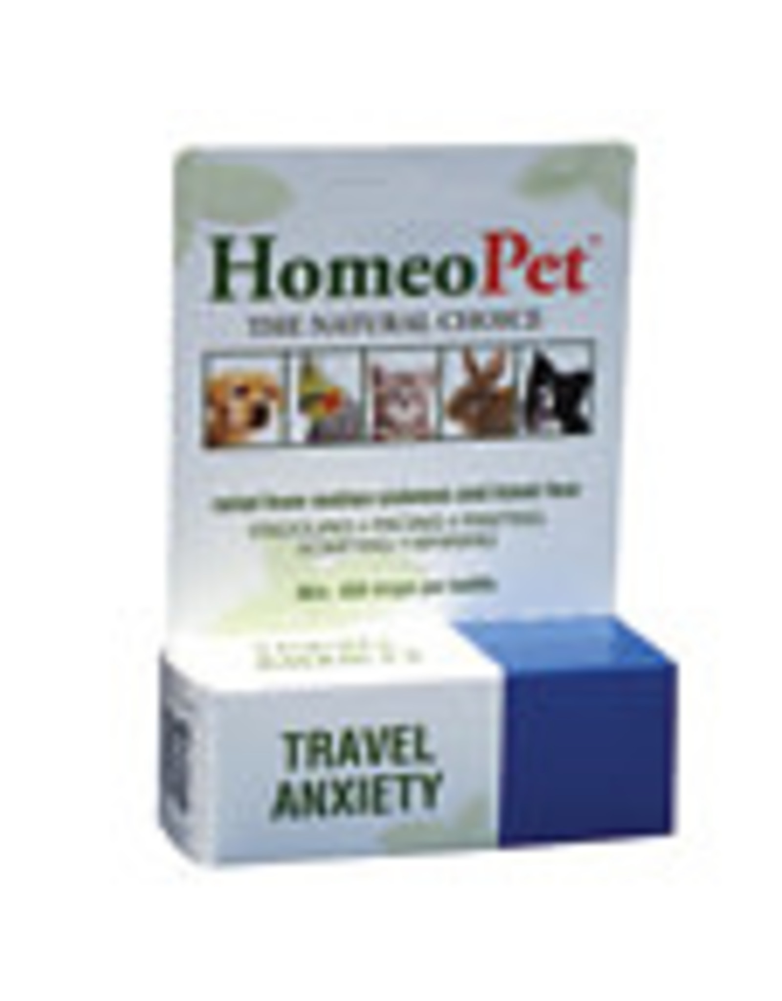 Homeopet HOMEOPET Travel Anxiety