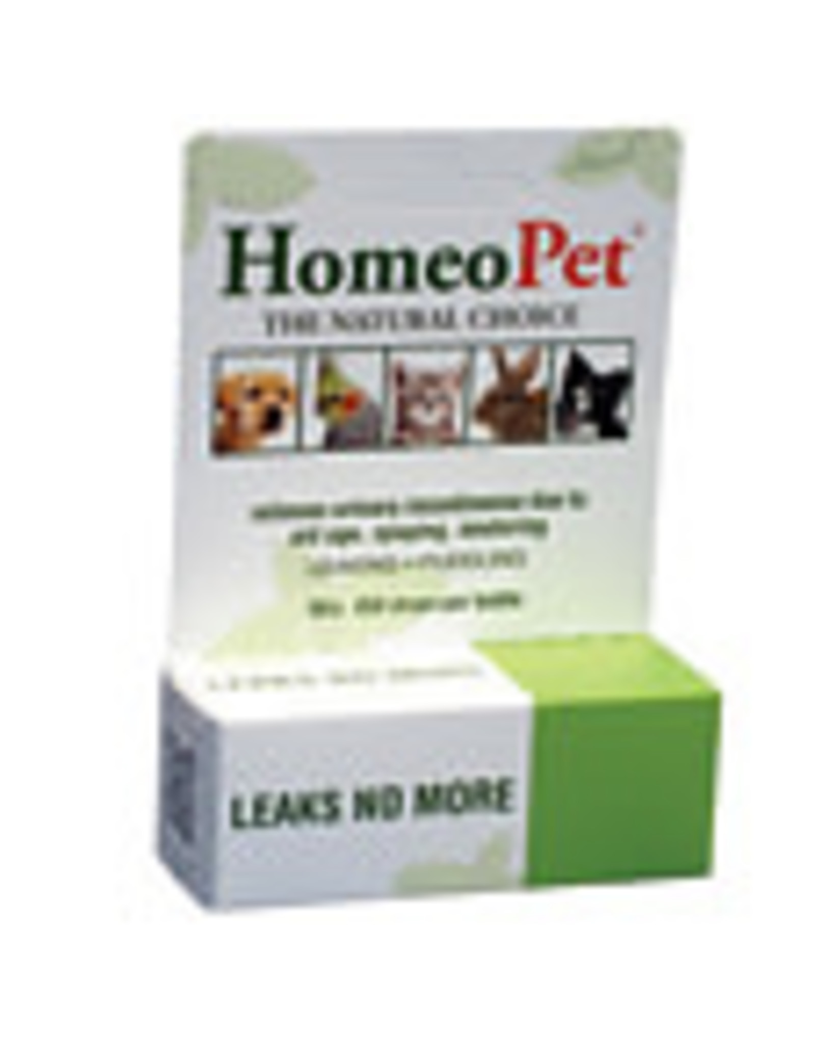 Homeopet HOMEOPET Leaks No More
