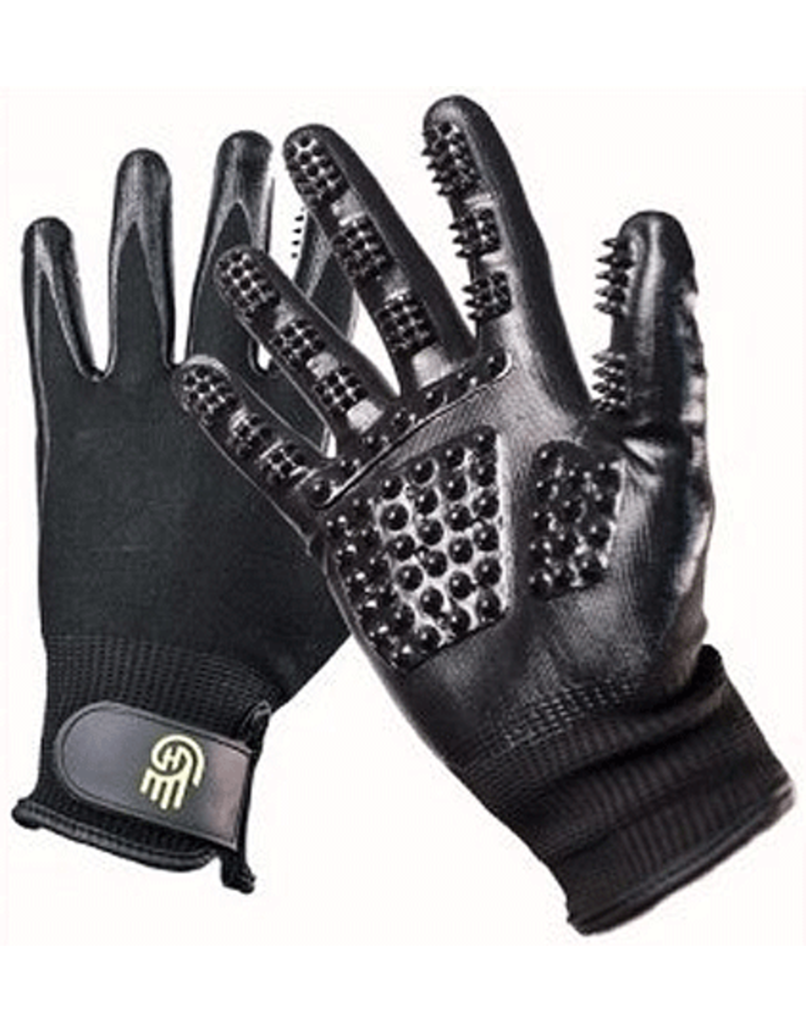 Hands On Gloves HANDS ON GLOVES Black M
